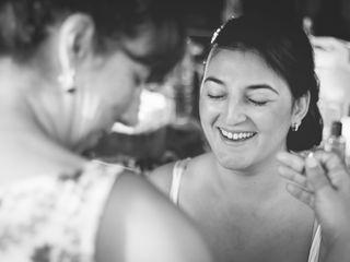 El matrimonio de Karen y Marcelo 3