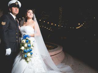 El matrimonio de Karen y Marcelo