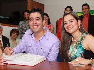 El matrimonio de Esmili y Alberto 3