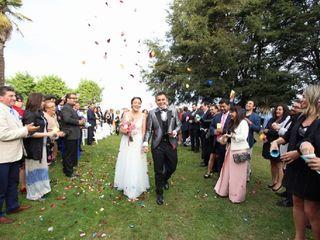 El matrimonio de Daniela y Luciano 1
