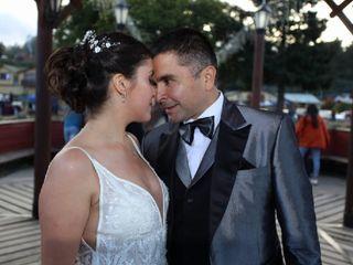 El matrimonio de Daniela y Luciano 3