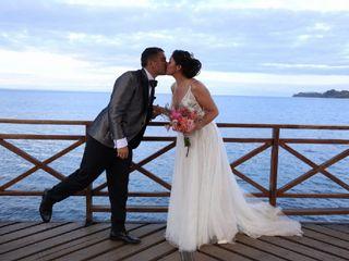 El matrimonio de Daniela y Luciano 2