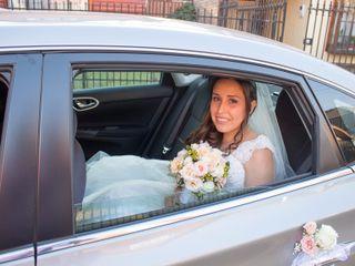 El matrimonio de Paula y Francisco 1