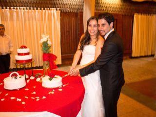 El matrimonio de Paula y Francisco 3