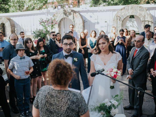 El matrimonio de Javier y Daniela en Ñuñoa, Santiago 10