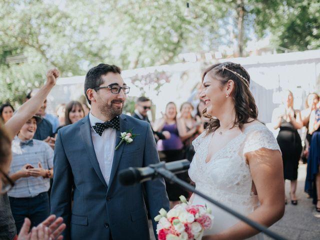 El matrimonio de Javier y Daniela en Ñuñoa, Santiago 11