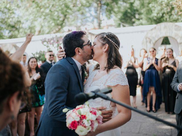 El matrimonio de Javier y Daniela en Ñuñoa, Santiago 12