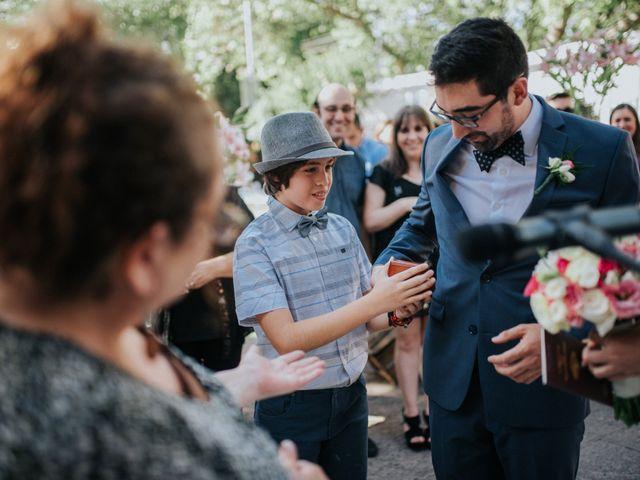 El matrimonio de Javier y Daniela en Ñuñoa, Santiago 13