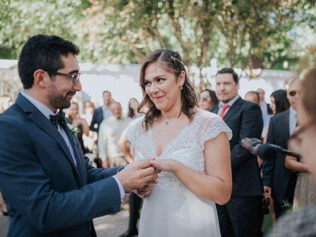El matrimonio de Javier y Daniela en Ñuñoa, Santiago 14
