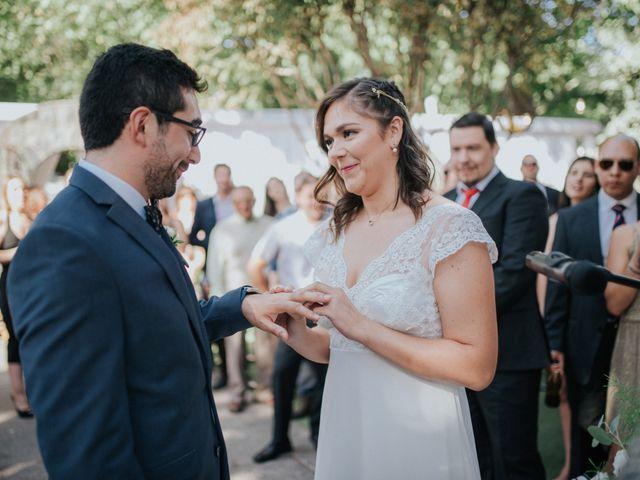 El matrimonio de Javier y Daniela en Ñuñoa, Santiago 15