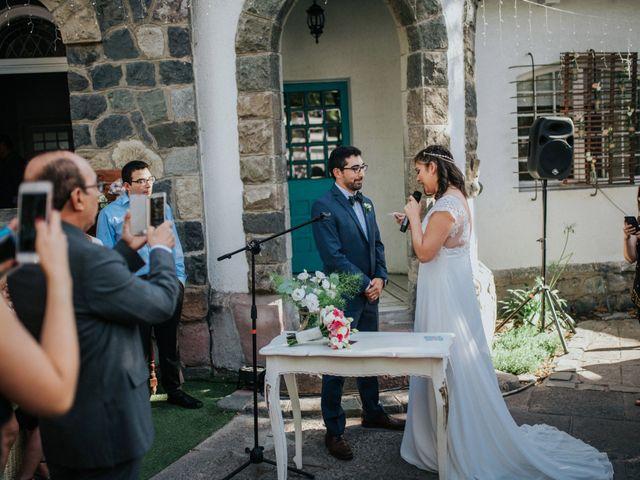El matrimonio de Javier y Daniela en Ñuñoa, Santiago 16