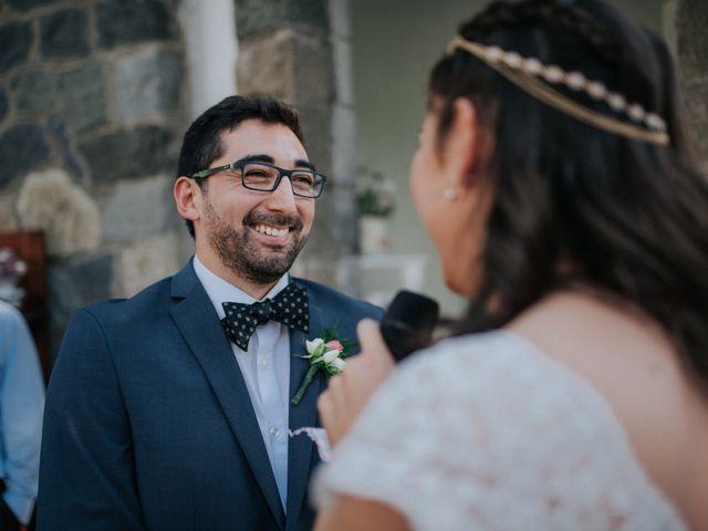 El matrimonio de Javier y Daniela en Ñuñoa, Santiago 1