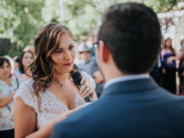 El matrimonio de Javier y Daniela en Ñuñoa, Santiago 17