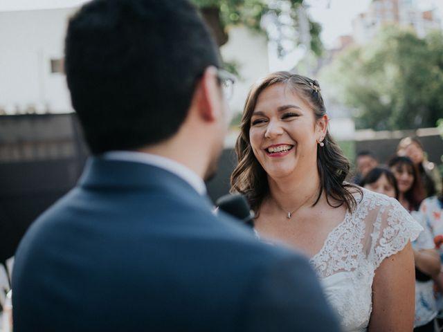 El matrimonio de Javier y Daniela en Ñuñoa, Santiago 19