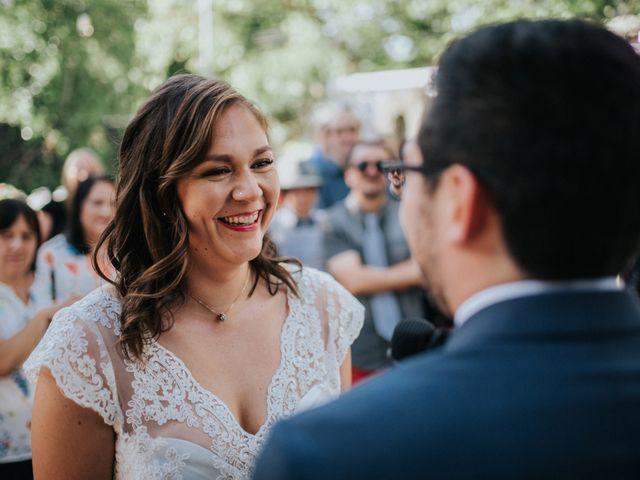 El matrimonio de Javier y Daniela en Ñuñoa, Santiago 2