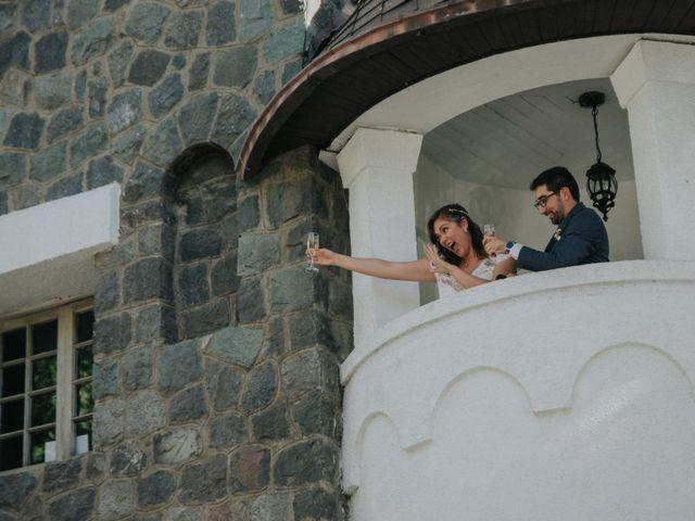 El matrimonio de Javier y Daniela en Ñuñoa, Santiago 21
