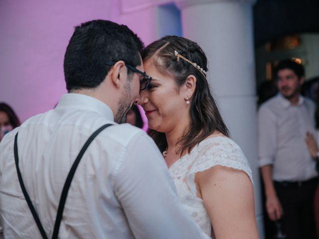 El matrimonio de Javier y Daniela en Ñuñoa, Santiago 24