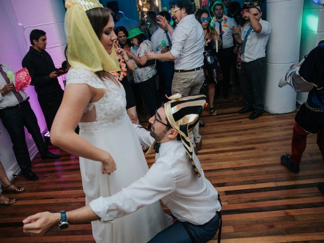 El matrimonio de Javier y Daniela en Ñuñoa, Santiago 30