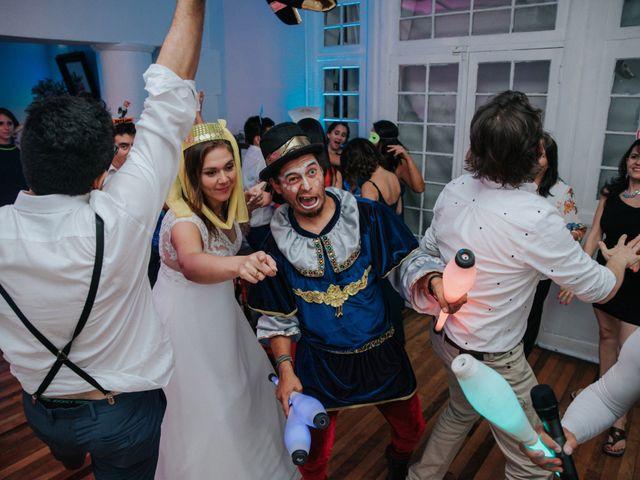 El matrimonio de Javier y Daniela en Ñuñoa, Santiago 32