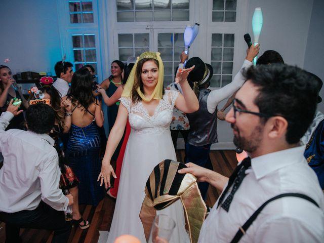 El matrimonio de Javier y Daniela en Ñuñoa, Santiago 33