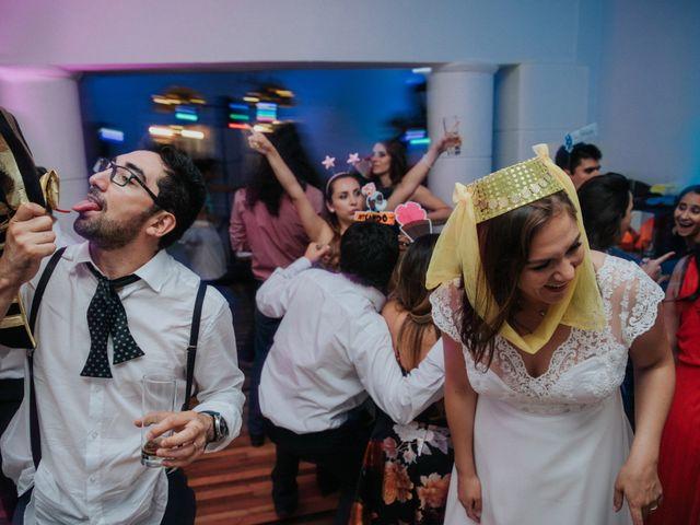 El matrimonio de Javier y Daniela en Ñuñoa, Santiago 36