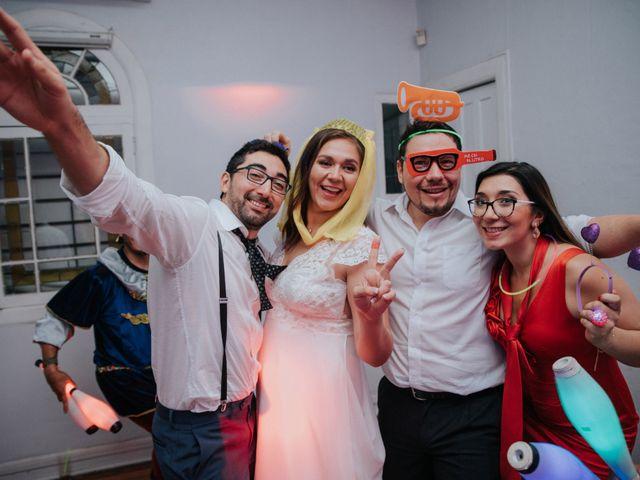El matrimonio de Javier y Daniela en Ñuñoa, Santiago 39