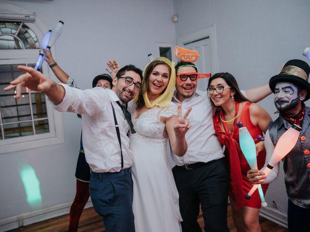 El matrimonio de Javier y Daniela en Ñuñoa, Santiago 40