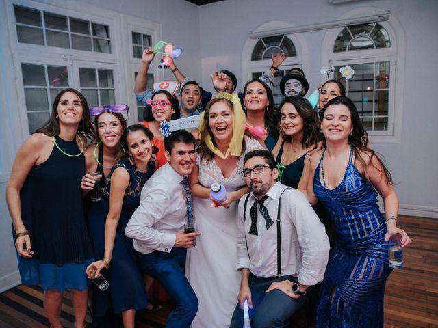 El matrimonio de Javier y Daniela en Ñuñoa, Santiago 41