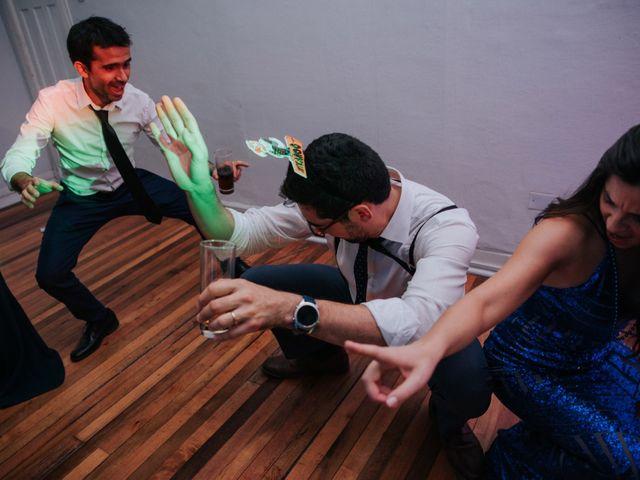 El matrimonio de Javier y Daniela en Ñuñoa, Santiago 44