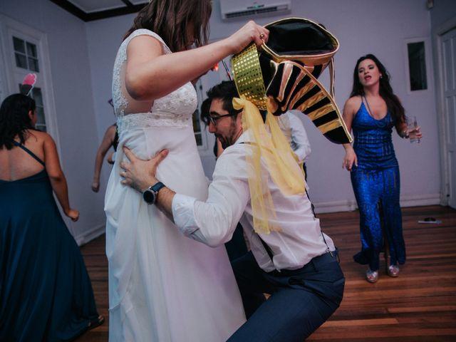 El matrimonio de Javier y Daniela en Ñuñoa, Santiago 45