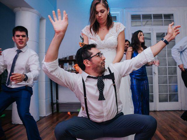 El matrimonio de Javier y Daniela en Ñuñoa, Santiago 46