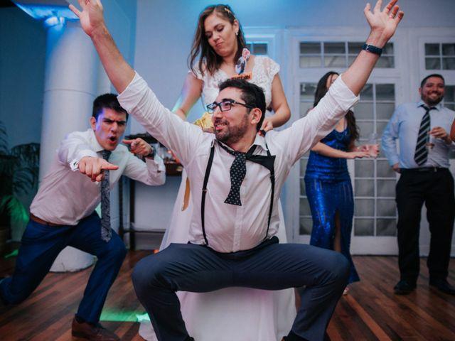 El matrimonio de Javier y Daniela en Ñuñoa, Santiago 47
