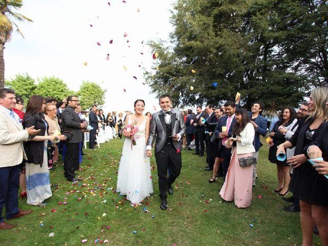 El matrimonio de Daniela y Luciano
