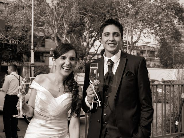 El matrimonio de Alicia y Mauricio
