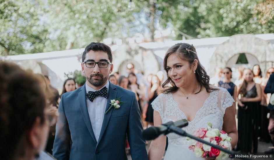 El matrimonio de Javier y Daniela en Ñuñoa, Santiago