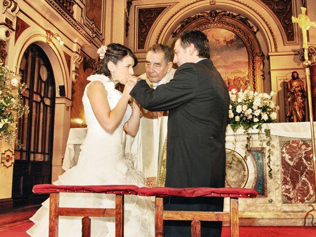 El matrimonio de Natalia y Gustavo