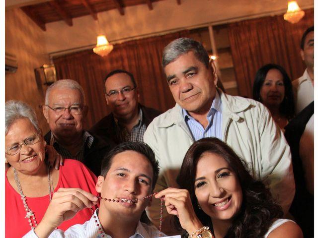 El matrimonio de Jairo y Doraly en Santiago, Santiago 12
