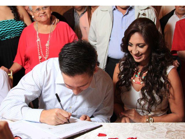 El matrimonio de Jairo y Doraly en Santiago, Santiago 14