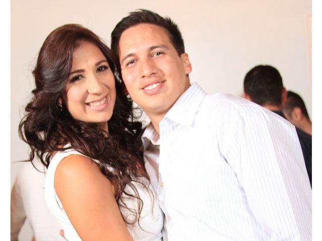 El matrimonio de Jairo y Doraly en Santiago, Santiago 17