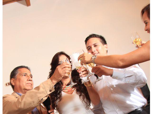 El matrimonio de Jairo y Doraly en Santiago, Santiago 18