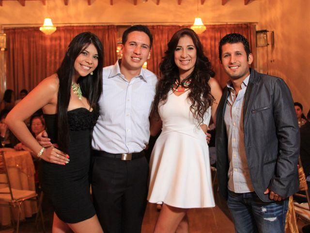 El matrimonio de Jairo y Doraly en Santiago, Santiago 21