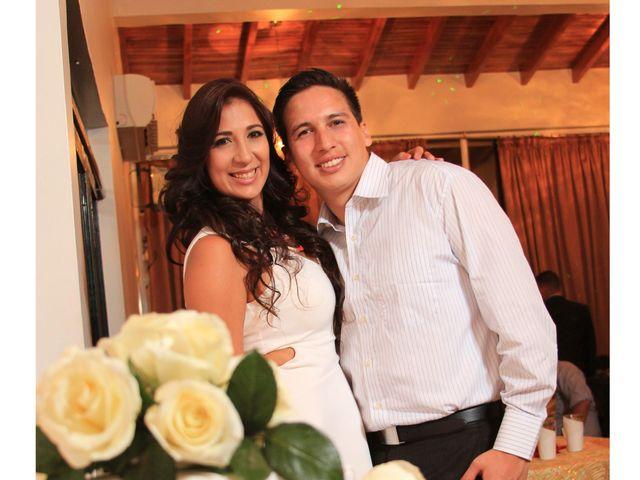 El matrimonio de Jairo y Doraly en Santiago, Santiago 24
