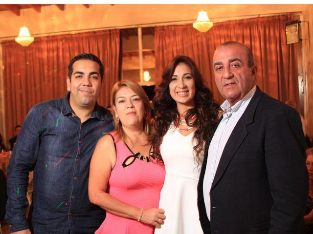 El matrimonio de Jairo y Doraly en Santiago, Santiago 27