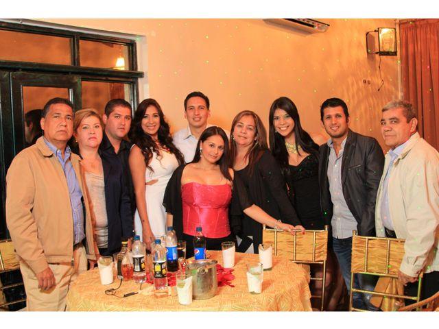 El matrimonio de Jairo y Doraly en Santiago, Santiago 28