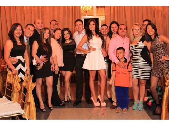 El matrimonio de Jairo y Doraly en Santiago, Santiago 36