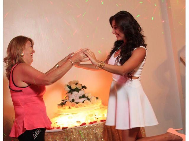El matrimonio de Jairo y Doraly en Santiago, Santiago 44