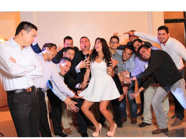 El matrimonio de Jairo y Doraly en Santiago, Santiago 46