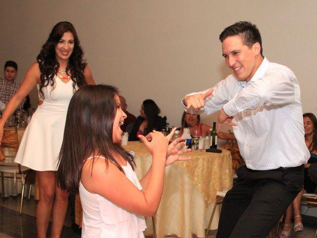 El matrimonio de Jairo y Doraly en Santiago, Santiago 56