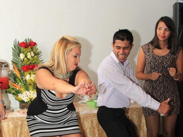 El matrimonio de Jairo y Doraly en Santiago, Santiago 57