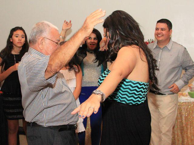 El matrimonio de Jairo y Doraly en Santiago, Santiago 67
